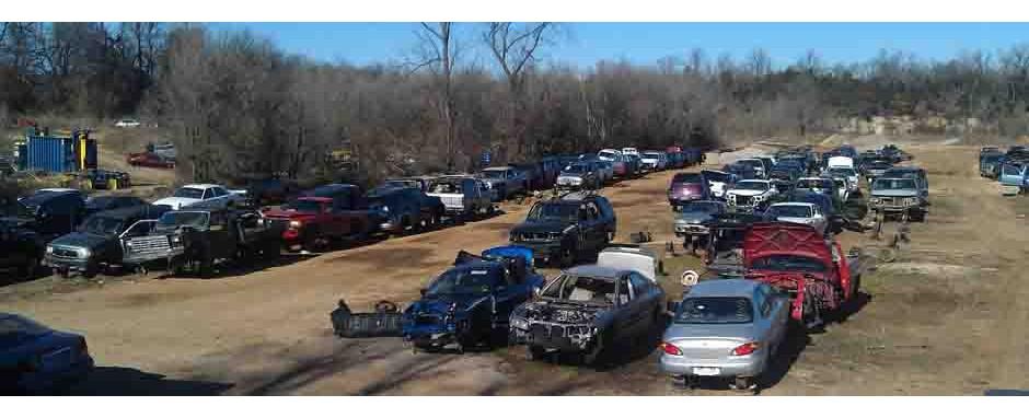 Salvage Yards Springfield Mo >> All Parts Auto Salvage
